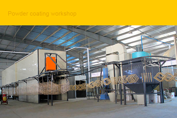 Factory - Metal & Powder coating workshop